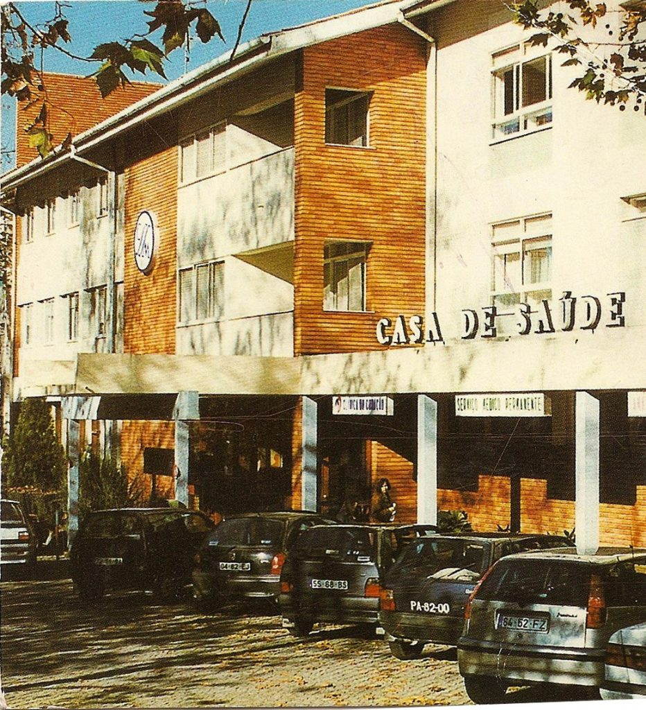Casa de Saúde 1966